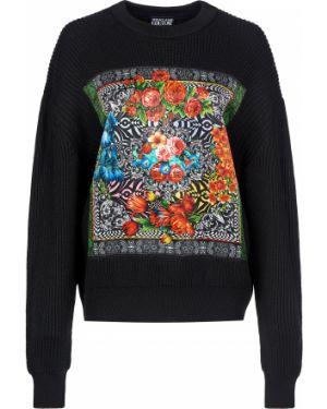 Акриловый свитер Versace Jeans