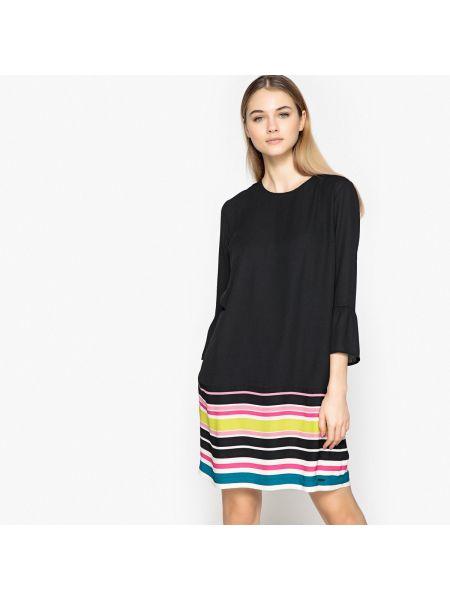 Платье мини с рукавом 3/4 Pepe Jeans