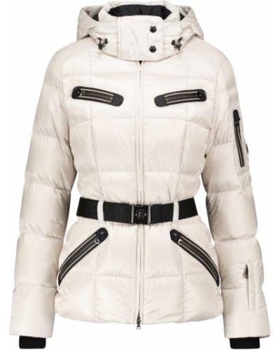 Куртка с капюшоном - белая Bogner