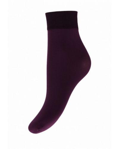 Фиолетовые носки итальянские Trasparenze