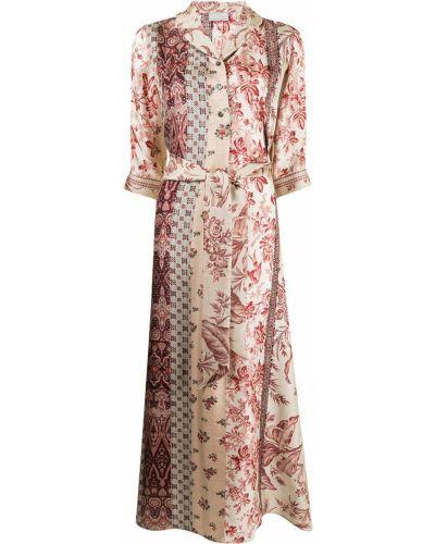 Платье на пуговицах Pierre-louis Mascia