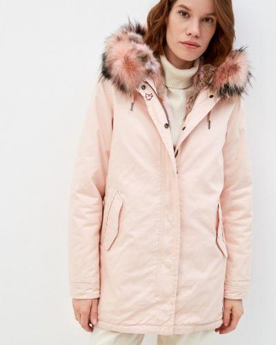 Парка - розовая Canadian