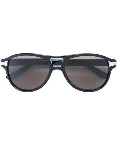 Солнцезащитные очки черные Cartier