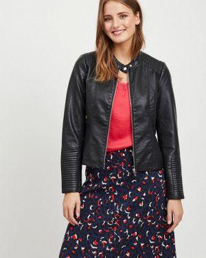 Черная куртка Vila