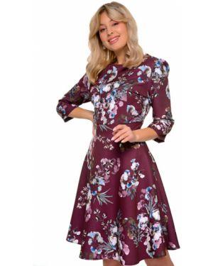 Платье с цветочным принтом платье-сарафан Nikol