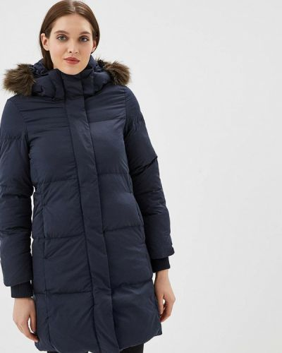 Утепленная куртка - синяя Superdry