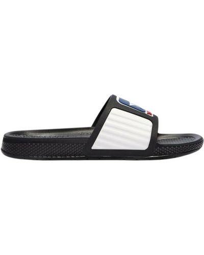 Czarne sandały Telfar