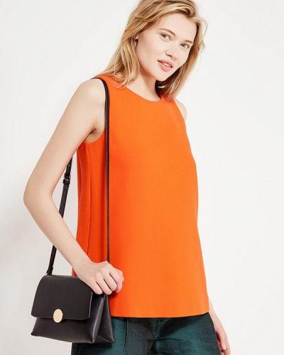 Оранжевая майка Laroom