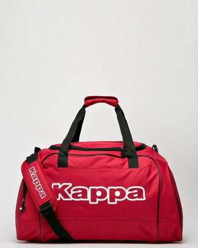 Сумка через плечо спортивная текстильная Kappa