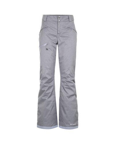 Спортивные брюки утепленные горнолыжные Columbia