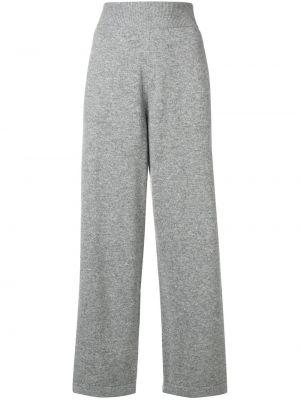 Спортивные кашемировые серые спортивные брюки Barrie