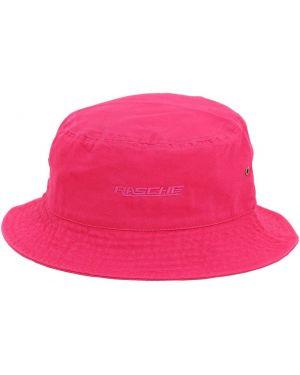 Różowy kapelusz Tres Rasche