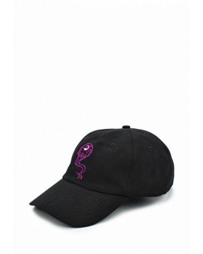 Черная кепка Topman