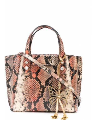 Кожаная сумка - оранжевая Sophia Webster