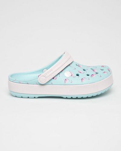 Сандалии голубой Crocs