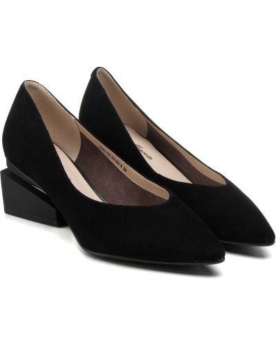 Туфли - черные Lady Marcia