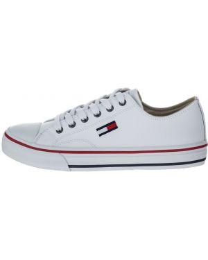 Кеды белые Tommy Jeans