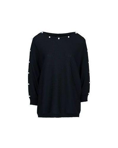 Черная блузка Clips