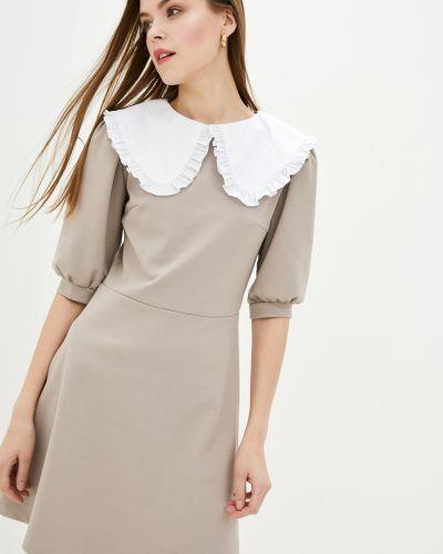 Платье с воротником Lilove