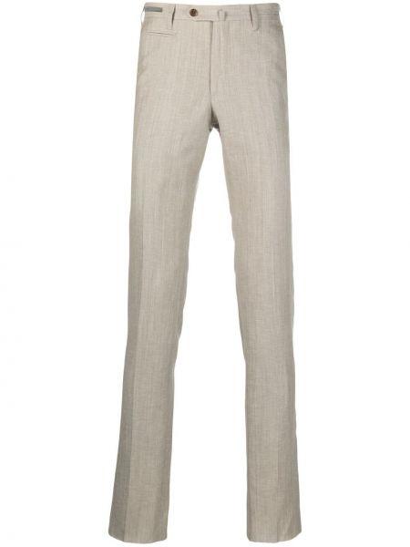 Шерстяные брюки Corneliani