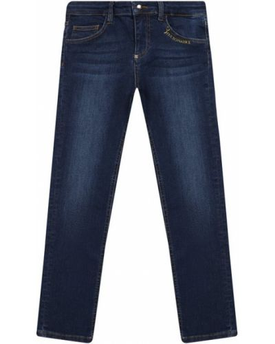 Синие джинсы Billionaire