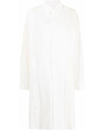Biała klasyczna koszula Ys