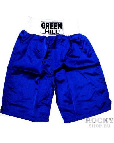 Спортивные шорты синий Green Hill