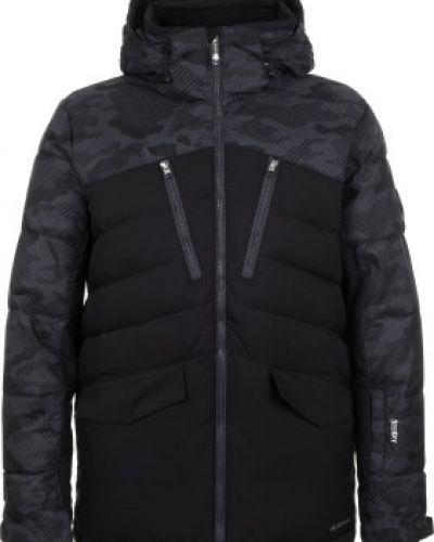 Куртка с капюшоном спортивная пуховая Glissade