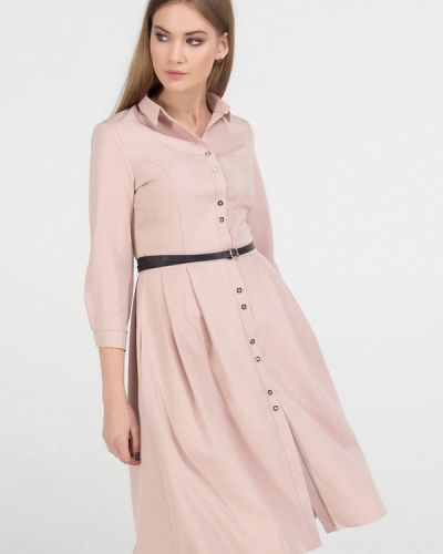 Платье миди - бежевое Viravi Wear