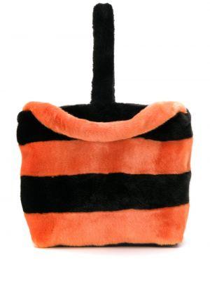 Оранжевая сумка на плечо La Seine & Moi