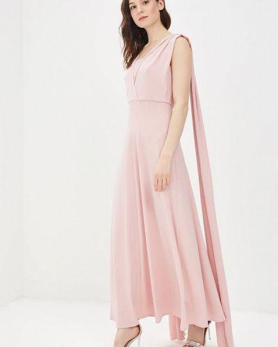 Платье миди розовое Dorothy Perkins