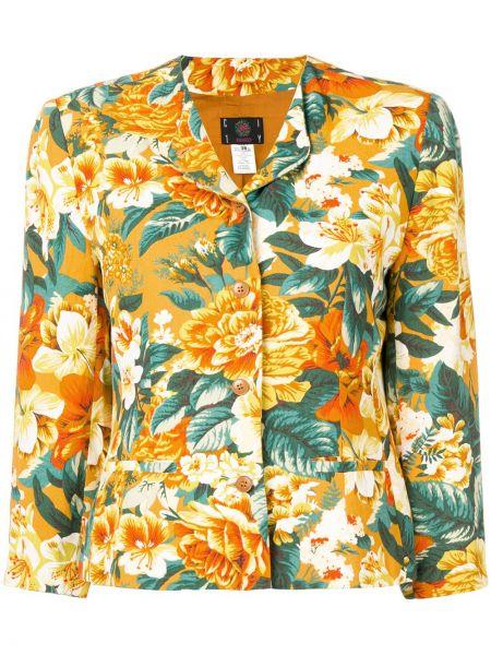 Классическая куртка Kenzo Pre-owned