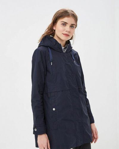 Куртка весенняя синий Luhta