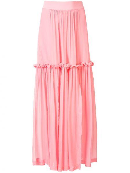 Розовая юбка Kitx