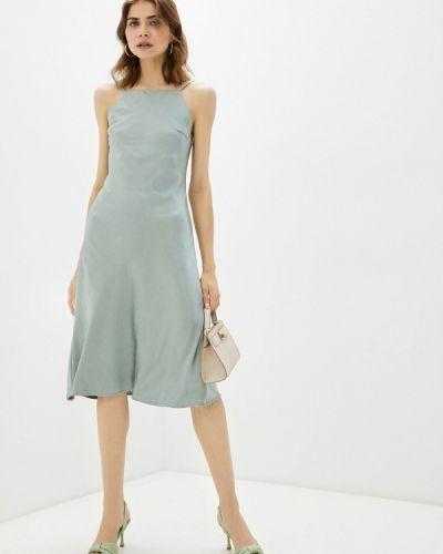 Зеленое платье Zarina