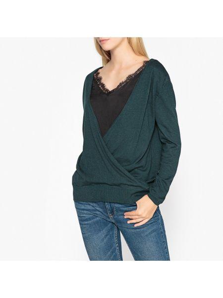 Пуловер - зеленый Ikks