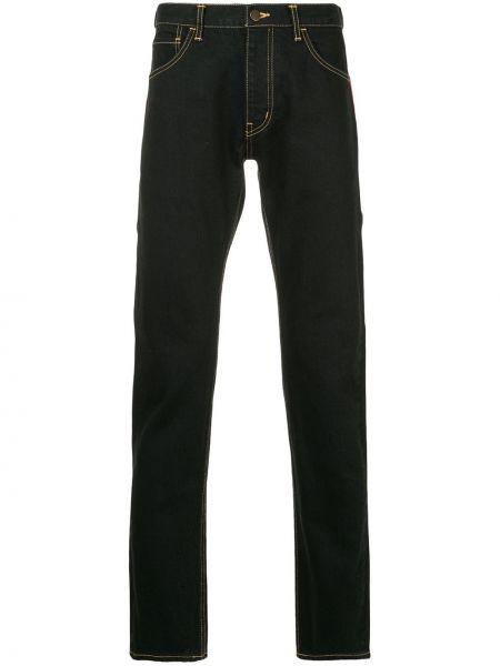 Czarne jeansy bawełniane Facetasm