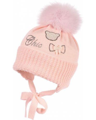 Розовая шляпа Jamiks