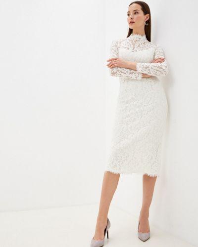Белое свадебное платье Danmaralex