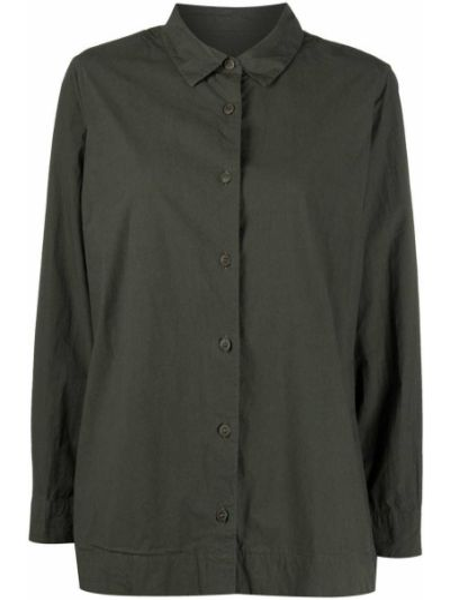Свободная классическая рубашка с воротником свободного кроя на пуговицах Casey Casey