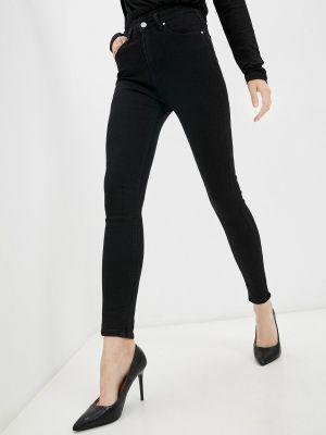 Зауженные джинсы - черные Vitacci