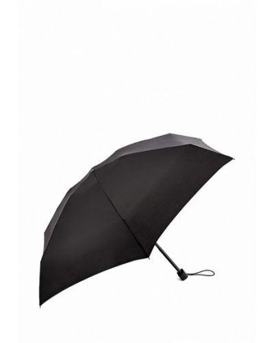 Зонт черный Fulton