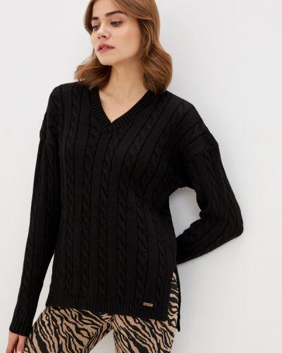 Черный пуловер Auden Cavill