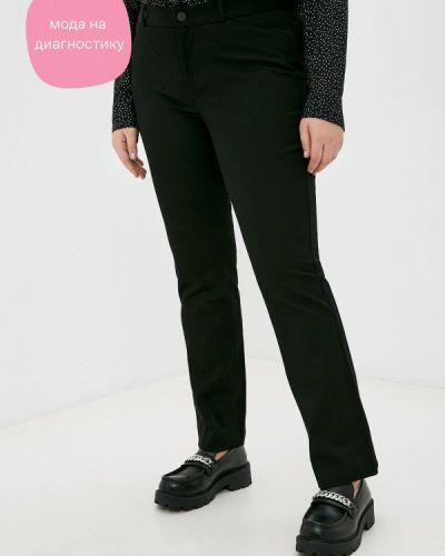 Расклешенные черные брюки-бананы Banana Republic