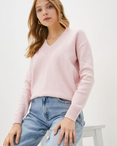 Розовый пуловер Marks & Spencer