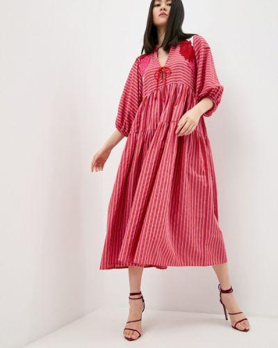 Повседневное розовое платье Beatrice.b