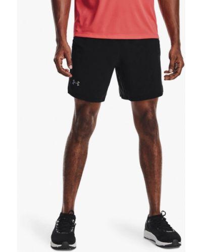 Черные спортивные шорты Under Armour