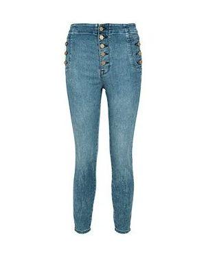 Зауженные джинсы - голубые J Brand