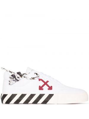 Białe sneakersy Off-white