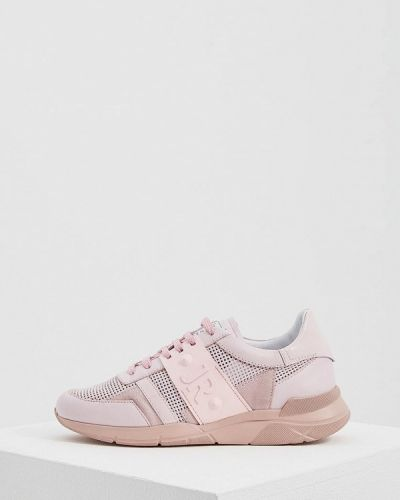 Розовые кроссовки John Richmond